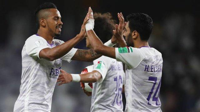 جام جهانی باشگاه ها با پیروزی العین شروع شد