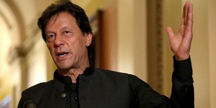 هشدار عمران خان درباره پاک سازی نژادی در کشمیر