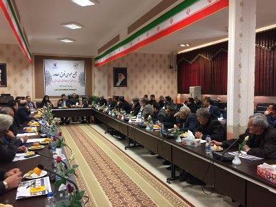 مجمع عمومی جامعه صنفی تاسیسات اقامتی اردبیل برگزار گردید