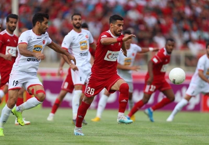 لیگ برتر فوتبال، شکست شاگردان کالدرون مقابل تراکتور، دنیزلی کام پرسپولیسی ها را تلخ کرد