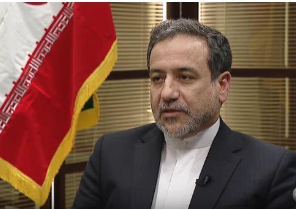 عراقچی: بعد از دریافت 15میلیارد دلار، ایران آمادگی گفت وگو با کشورهای1