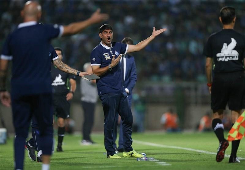 غلامپور: حکم کمیته انضباطی برای ما کمی سختگیرانه بود، هیچ تیمی در لیگ برتر ضعیف نیست