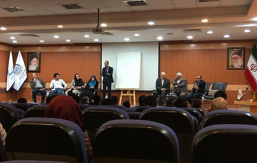 رویداد آسانسور فضایی خبرنگاران نکست در دانشگاه امیرکبیر برگزار گردید