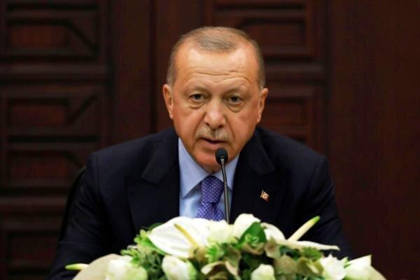 اردوغان: با پمپئو و پنس دیدار نمی کنم