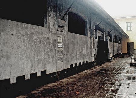 زندان های تاریخی و معروف جهان