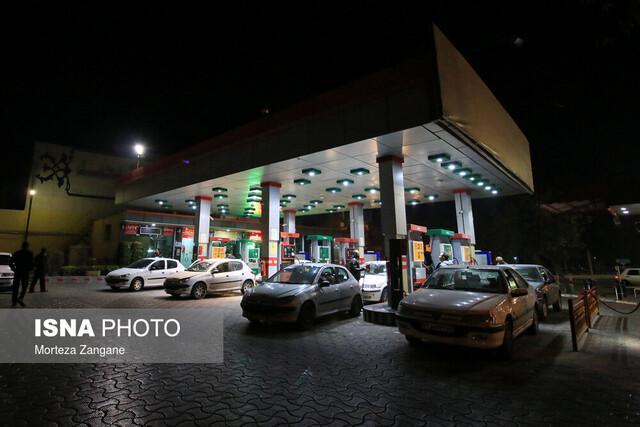 هیچ مورد تجمع و آتش زدن پمپ بنزین در کشور رخ نداده است