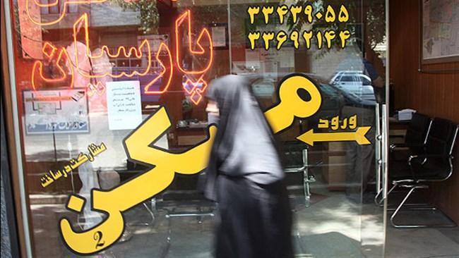 کاهش 40 درصدی تعداد معاملات آپارتمان در تهران
