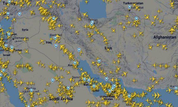 ضربه ای دیگر بر صنعت گردشگری ایران، آژانس ایمنی هوانوردی اروپا: خطوط هواپیمایی اروپا از پرواز بر فراز آسمان ایران پرهیز نمایند