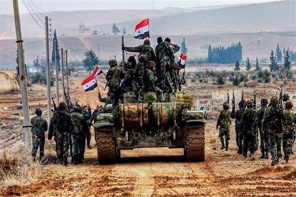 ادامه پیشروی ارتش سوریه در حومه ادلب