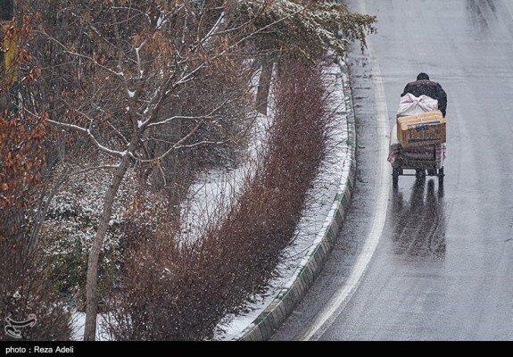 خراسان شمالی 17 درجه سردتر می گردد