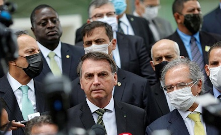 سبقت برزیل از آمریکا در تلفات روزانه کرونا