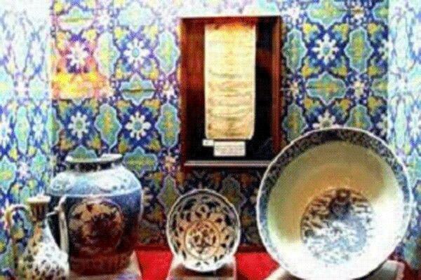 راه اندازی نخستین موزه چینی و سفال در اردبیل