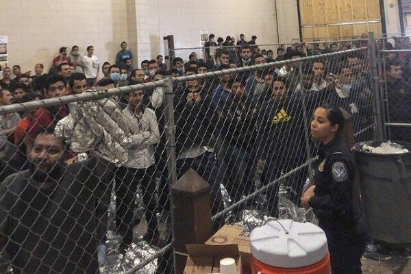 سازمان ملل درباره مهاجران بازداشتی در آمریکا هشدار داد