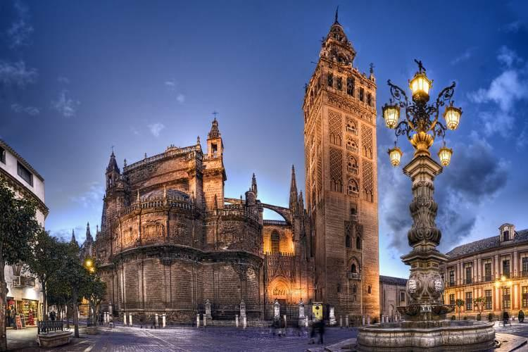 جاهای دیدنی سویا و راهنمای سفر به سویا ، اسپانیا