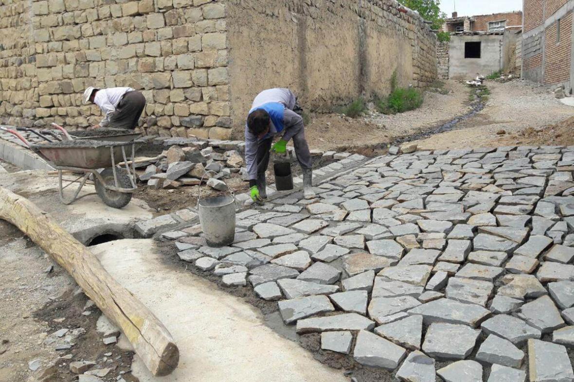 خبرنگاران طرح هادی در 35 درصد روستاهای خراسان رضوی اجرا شده است