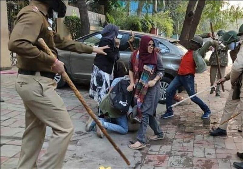 افشاگری تازه پلیس هند در خصوص جنایت کشتار مسلمانان در دهلی