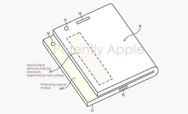 پتنت جدید اپل برای ساخت آیفون تاشو