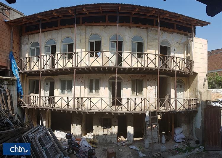 خاتمه بازسازی اضطراری 3 بنا در بافت تاریخی گرگان