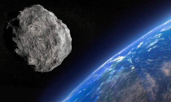 احتمال برخورد سیارک ND2020 به زمین در سوم مرداد