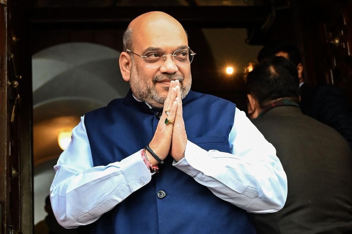 خبرنگاران وزیر کشور هند در اثر ابتلا به ویروس کرونا بستری شد