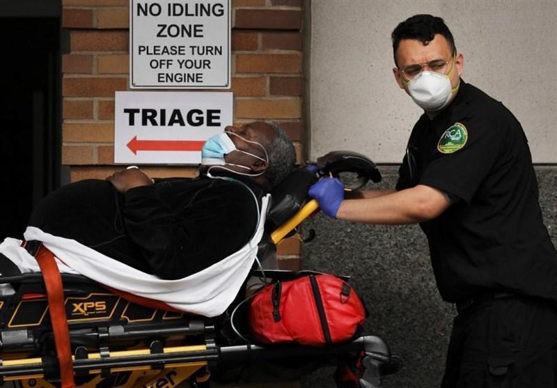 کرونا در آمریکا، کمبود تخت بیمارستانی در آریزونا، بیماران به نیومکزیکو منتقل می شوند