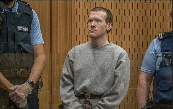 حکم حبس ابد بدون عفو مشروط برای قاتل مسلمانان نیوزیلندی ، استرالیا این قاتل نژادپرست را به زندان های خود راه نداد