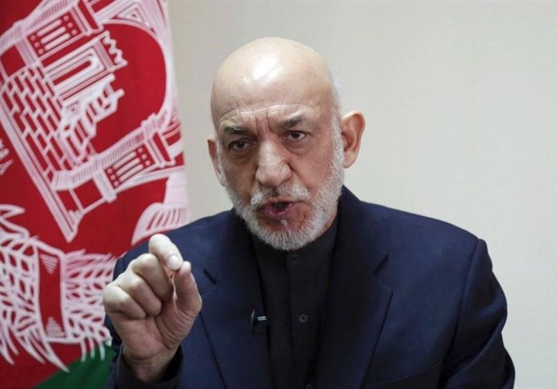 کرزی: آمریکا مسئول مسائل کنونی افغانستان است
