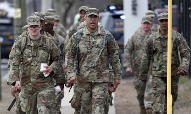 ارتش آمریکا قرنطینه شد