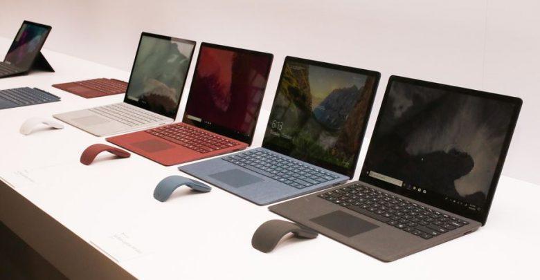قیمت انواع لپ تاپ، امروز 16 مهر 99