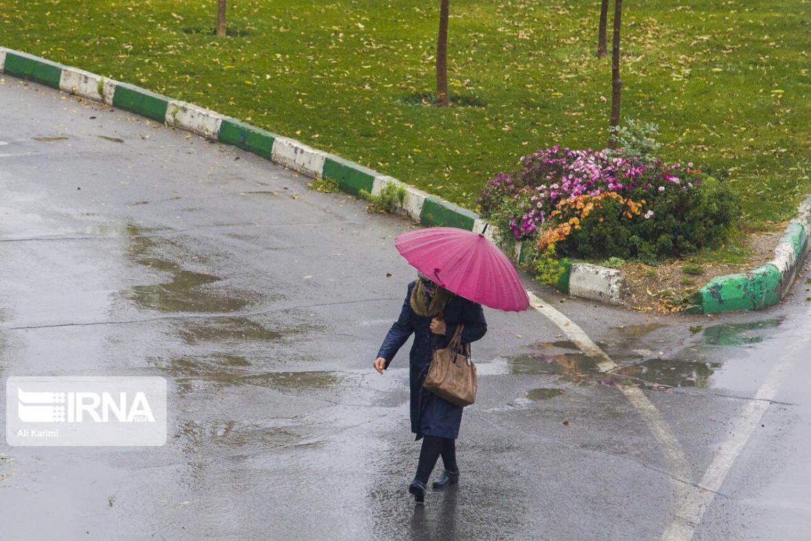 خبرنگاران بارش ها در کهگیلویه و بویراحمد ادامه می یابد