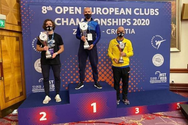 کرواسی با شاگردان کرمی قهرمان اروپا شد، شکست قهرمان المپیک