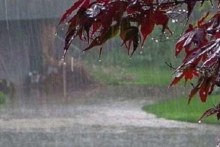 تشدید بارش در کشور