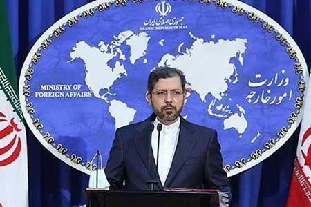 آمریکا اقدامات غیرقانونی علیه دیپلمات های ایران را متوقف کند