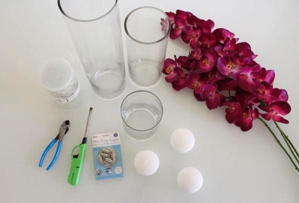 آموزش 3 مدل زیبا از تزیین شمع هفت سین