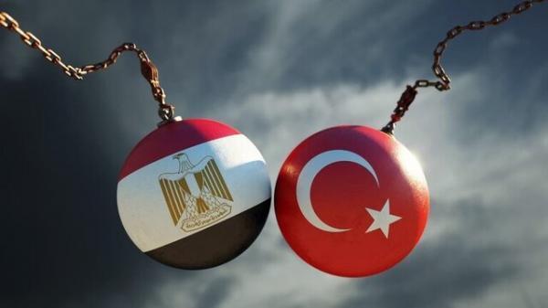 مصر مذاکرات عادی سازی روابط با ترکیه را به حالت تعلیق درآورد