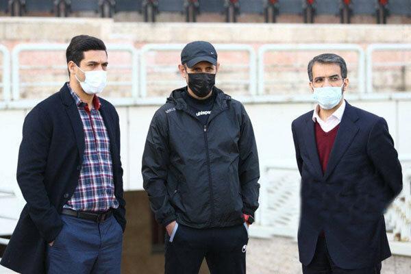 اعتراض باشگاه پرسپولیس به عدم پاسخ تست کرونا