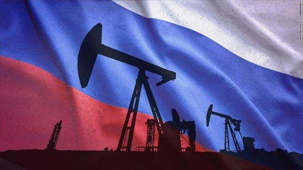 افزایش فراوری نفت روسیه پس از توافق اوپک پلاس