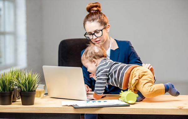 14 نکته کارآمد در مدیریت زمان برای مادران شاغل